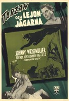 Tarzan and the Huntress - Swedish Movie Poster (xs thumbnail)