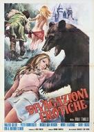 Grimms Märchen von lüsternen Pärchen - Italian Movie Poster (xs thumbnail)