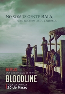 """""""Bloodline"""" - Mexican Movie Poster (xs thumbnail)"""