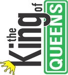 """""""The King of Queens"""" - Logo (xs thumbnail)"""