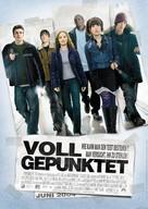 The Perfect Score - German Movie Poster (xs thumbnail)