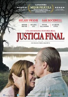 Conviction - Argentinian Movie Poster (xs thumbnail)