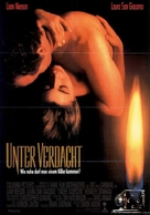 Under Suspicion - German Movie Poster (xs thumbnail)