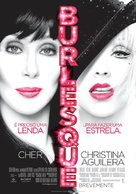Burlesque - Portuguese Movie Poster (xs thumbnail)