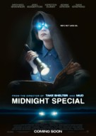 Midnight Special - British Movie Poster (xs thumbnail)