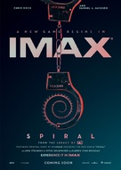 Spiral: From the Book of Saw - Dutch Movie Poster (xs thumbnail)