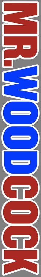 Mr. Woodcock - Logo (xs thumbnail)
