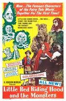 Caperucita y Pulgarcito contra los monstruos - Movie Poster (xs thumbnail)