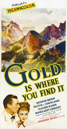 Gold Is Where You Find It - Movie Poster (xs thumbnail)