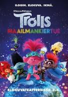 Trolls World Tour - Finnish Movie Poster (xs thumbnail)
