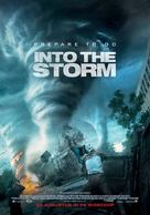 Into the Storm - Dutch Movie Poster (xs thumbnail)