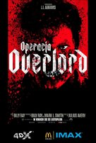 Overlord - Polish Movie Poster (xs thumbnail)
