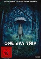 One Way Trip 3D - German DVD cover (xs thumbnail)