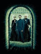 The Matrix Reloaded - DVD cover (xs thumbnail)