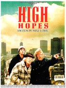 High Hopes - French Movie Poster (xs thumbnail)