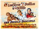 The Devil's Disciple - British Movie Poster (xs thumbnail)