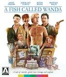 A Fish Called Wanda - British Blu-Ray movie cover (xs thumbnail)
