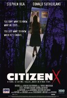 Citizen X - Movie Cover (xs thumbnail)
