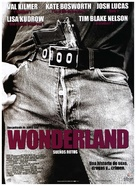 Wonderland - Spanish Movie Poster (xs thumbnail)