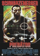 Predator - Czech Movie Poster (xs thumbnail)