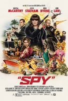 Spy - Movie Poster (xs thumbnail)