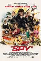 Spy - Movie Poster (xs thumbnail)
