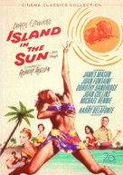 Island in the Sun - DVD cover (xs thumbnail)