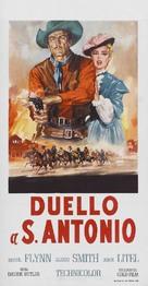 San Antonio - Italian Movie Poster (xs thumbnail)