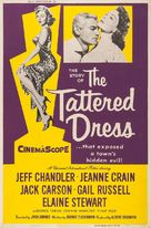 The Tattered Dress - Movie Poster (xs thumbnail)