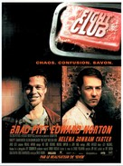 Fight Club - French Movie Poster (xs thumbnail)