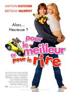 Just Married - French Movie Poster (xs thumbnail)