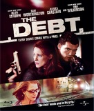 The Debt - Blu-Ray cover (xs thumbnail)
