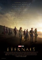 The Eternals - Spanish Movie Poster (xs thumbnail)