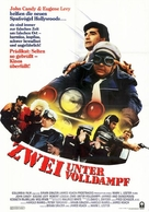 Armed and Dangerous - German Movie Poster (xs thumbnail)