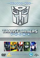 """Transformers Prime"" - British Movie Cover (xs thumbnail)"