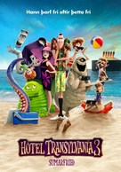 Hotel Transylvania 3: Summer Vacation - Icelandic Movie Poster (xs thumbnail)