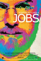 jOBS - Brazilian Movie Poster (xs thumbnail)