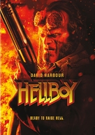 Hellboy - DVD movie cover (xs thumbnail)