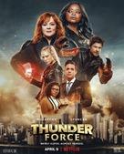 Thunder Force - Movie Poster (xs thumbnail)