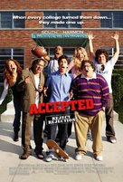 Accepted - Movie Poster (xs thumbnail)