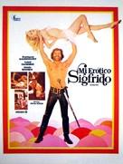 Siegfried und das sagenhafte Liebesleben der Nibelungen - Spanish Movie Poster (xs thumbnail)