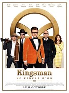 Kingsman: The Golden Circle - French Movie Poster (xs thumbnail)