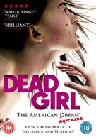 Deadgirl - British Movie Cover (xs thumbnail)