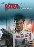 """Dexter"" - DVD cover (xs thumbnail)"