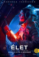 Life - Hungarian Movie Poster (xs thumbnail)