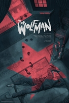 The Wolf Man - Re-release movie poster (xs thumbnail)