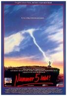 Short Circuit - German Movie Poster (xs thumbnail)