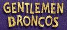 Gentlemen Broncos - Logo (xs thumbnail)