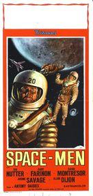 Space Men - Italian Movie Poster (xs thumbnail)