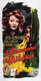 Mildred Pierce - Italian Movie Poster (xs thumbnail)